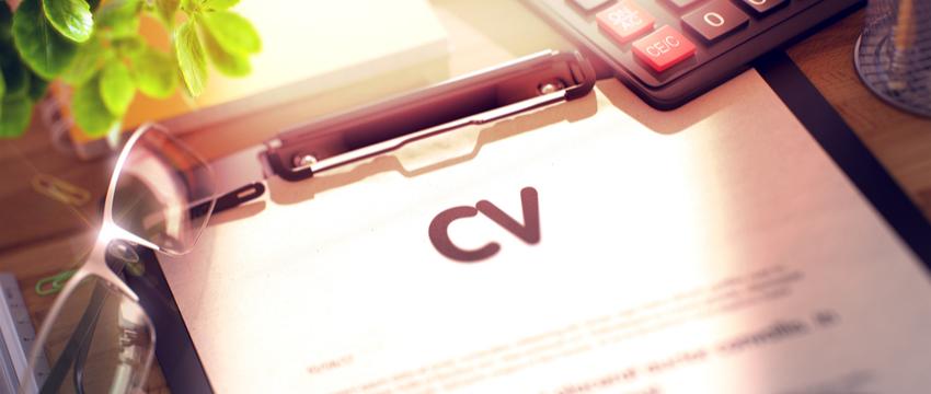 CV, Curriculum Vitae