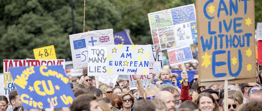 Brexit, Europe, France, UK